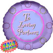 TO LOVING PARTNERS BALLOON